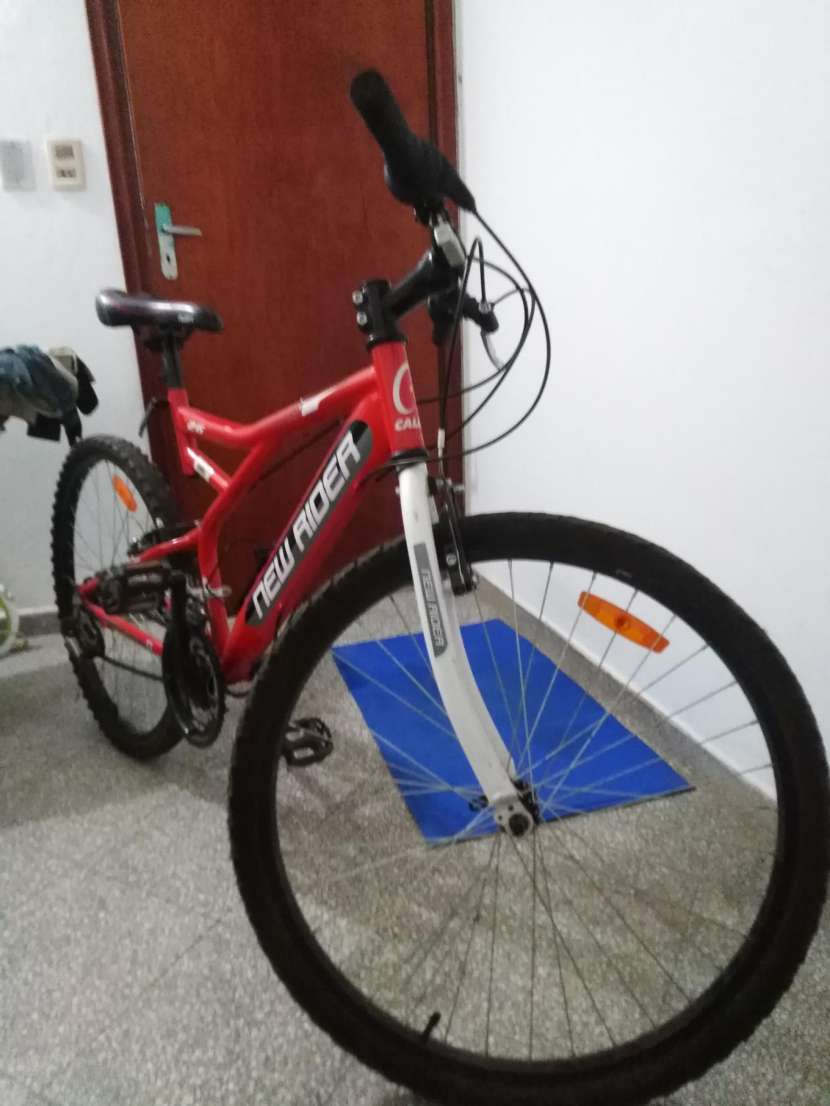 Bicicleta Caloi New Rider - 0