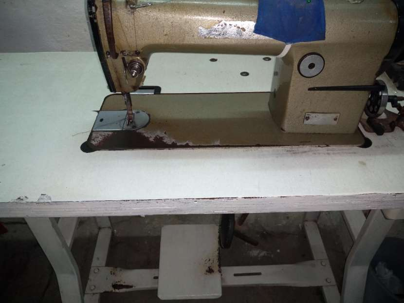 Máquina industrial recta - 0