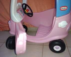 Auto little tilkes para niña