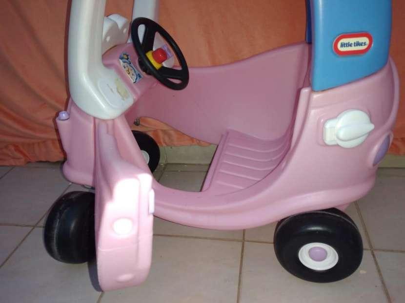 Auto little tilkes para niña - 0