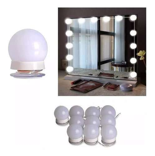 Focos LED para espejo - 1