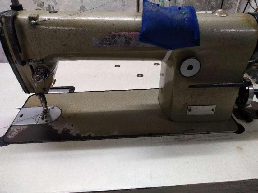 Máquina industrial recta - 1