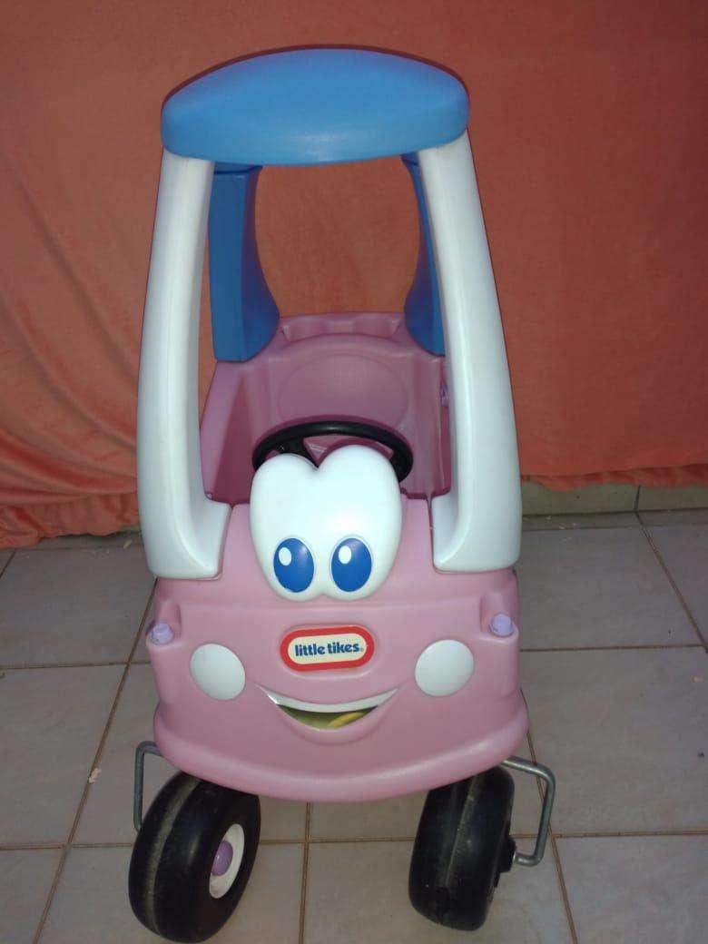 Auto little tilkes para niña - 2