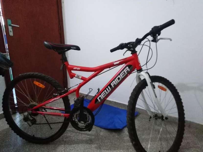 Bicicleta Caloi New Rider - 3