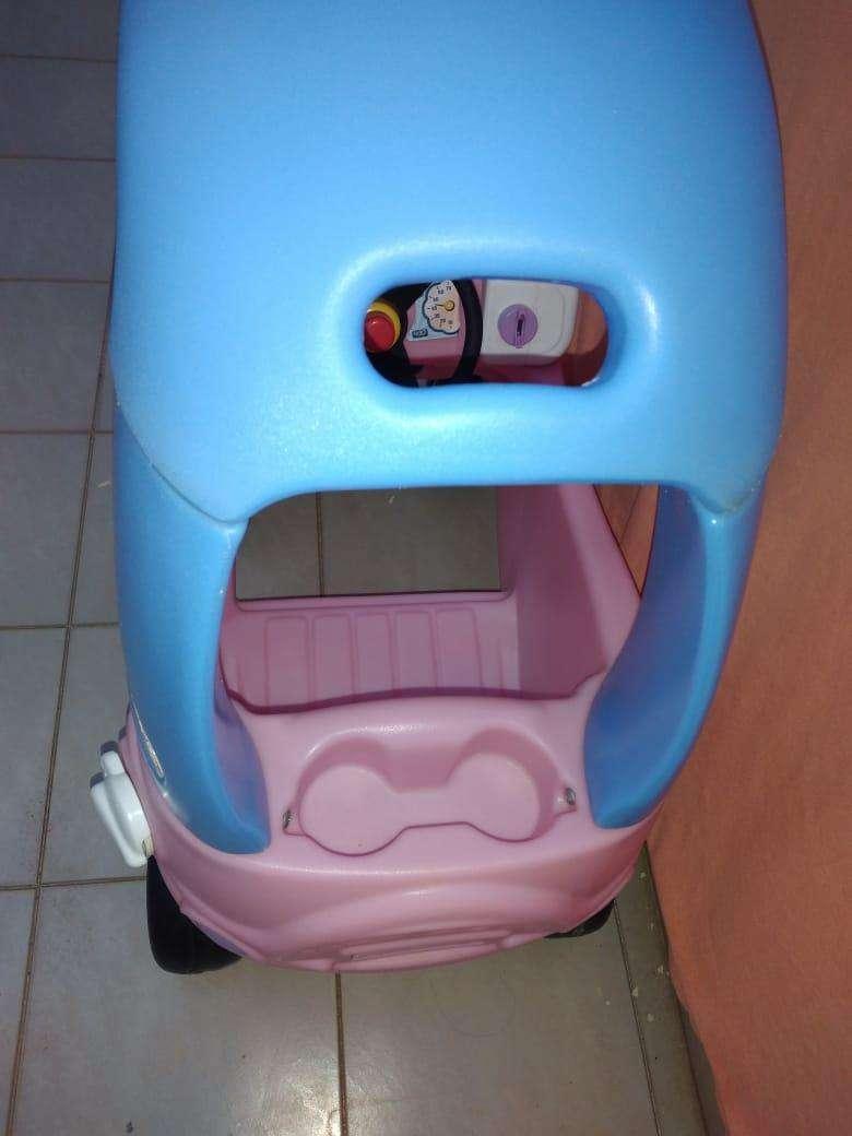 Auto little tilkes para niña - 3
