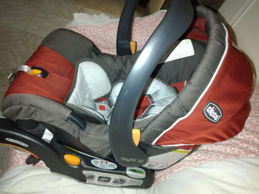 Silla de bebé para auto/Baby Seat - 4