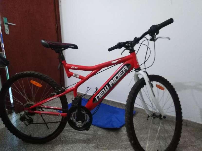Bicicleta Caloi New Rider - 4