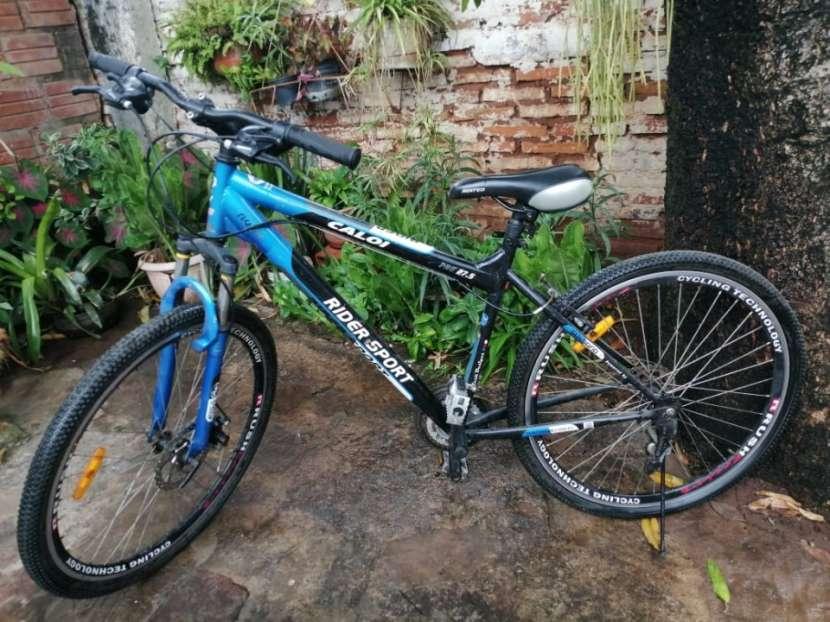 Bicicleta Caloi Rider Sport Pro aro 27,5 - 1