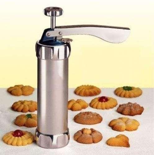Máquina manual para galletitas - 0