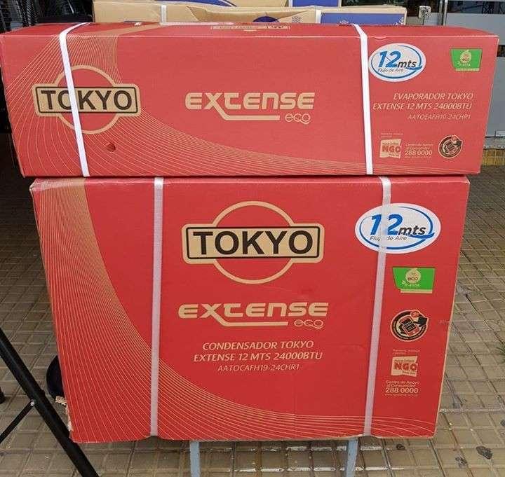 Aire acondicionado split tokyo 12000 btu. - 0