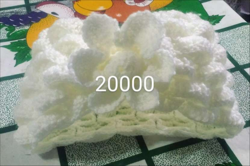 Tejidos en crochet - 2