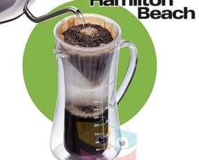 Jarra Cafetera de Vidrio de 0,5 Litros - Hamilton Beach - 40