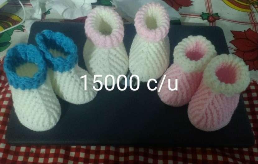 Tejidos en crochet - 3