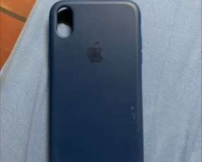 Forro de iPhone XR Azul
