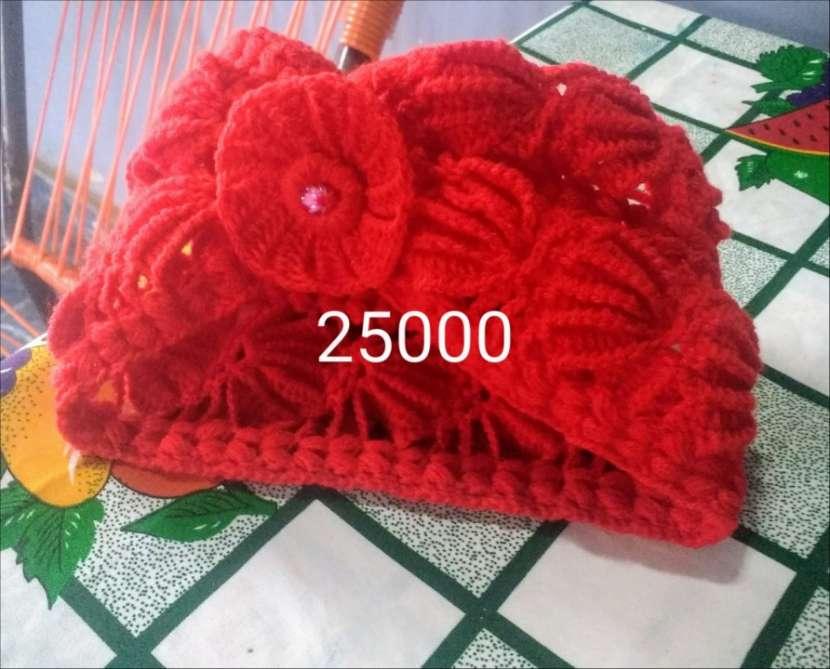 Tejidos en crochet - 5