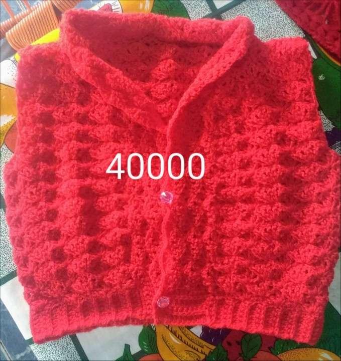 Tejidos en crochet - 0