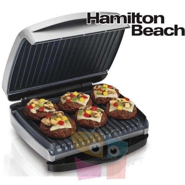 Grill Sandwichera - Hamilton Beach -25335 - 0