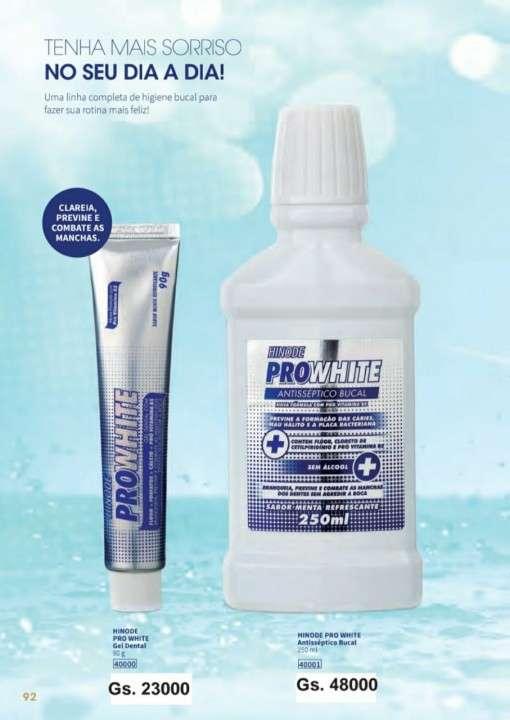 Pasta dental ProWhite - 0