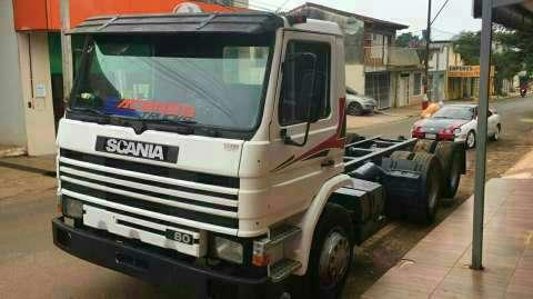 Scania 93 280 truki - 0
