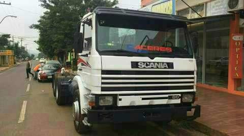 Scania 93 280 truki - 2