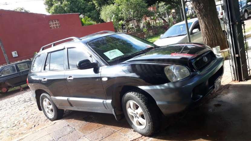 Hyundai Santa Fe 2004 - 0