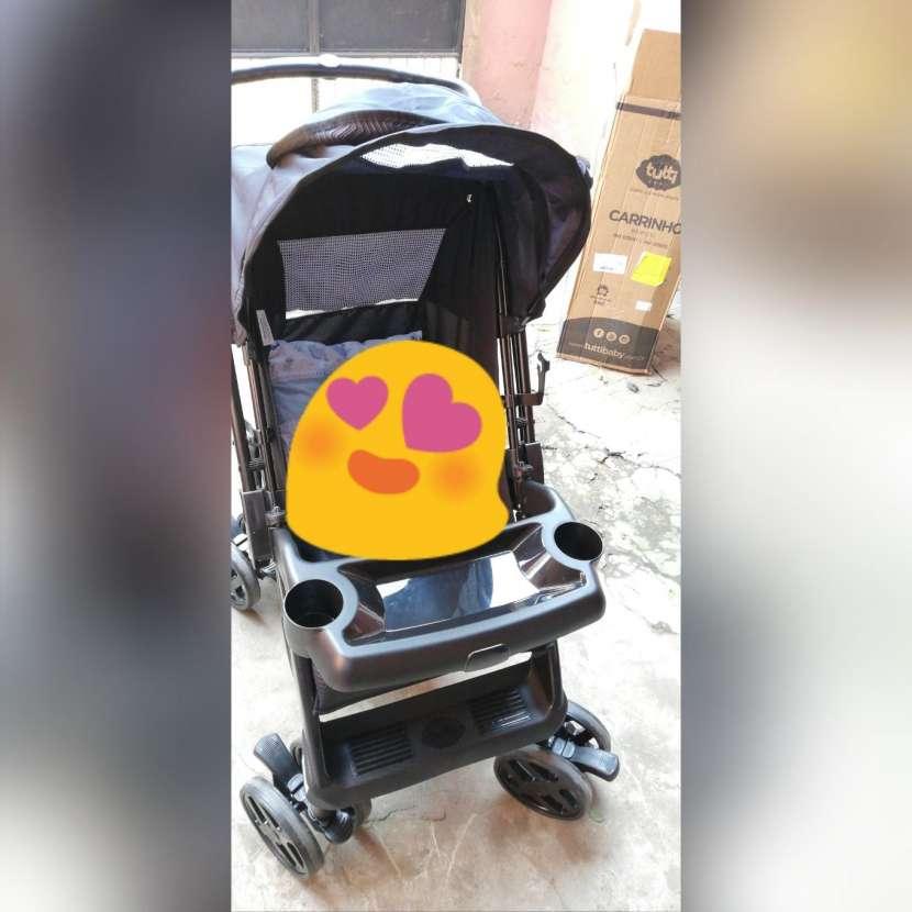 Carrito para bebé color negro - 0