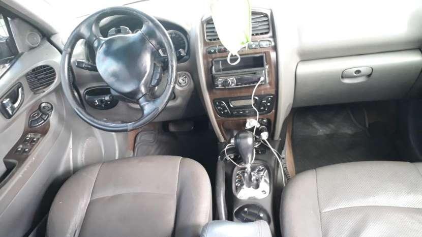 Hyundai Santa Fe 2004 - 2