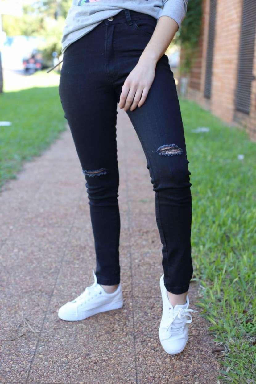 Jeans elastizados - 2