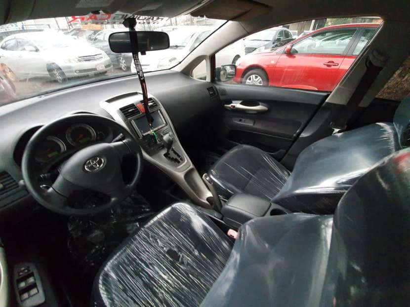 Toyota auris 2007 - 4