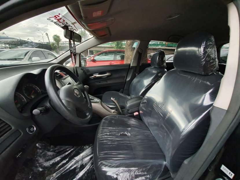 Toyota auris 2007 - 6