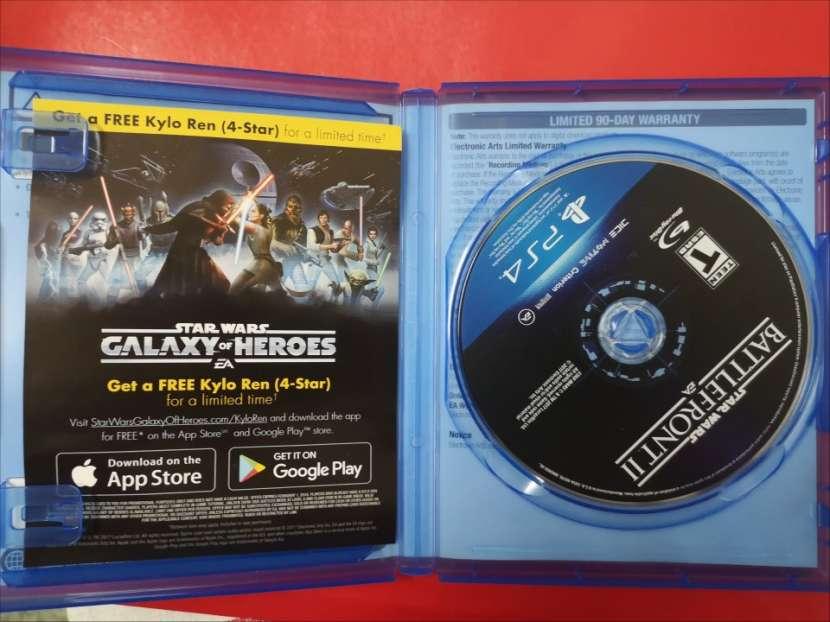 Juegos de PS4 - 5