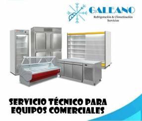 Servicio técnico para congeladoras comerciales