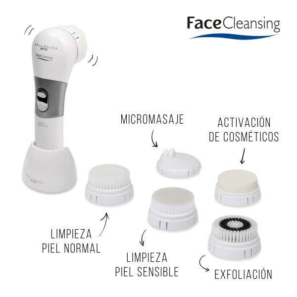 Masajeador y limpiador facial - 2