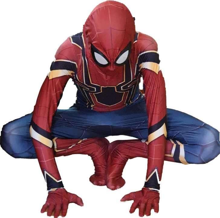 Traje de Spiderman Unisex - 0