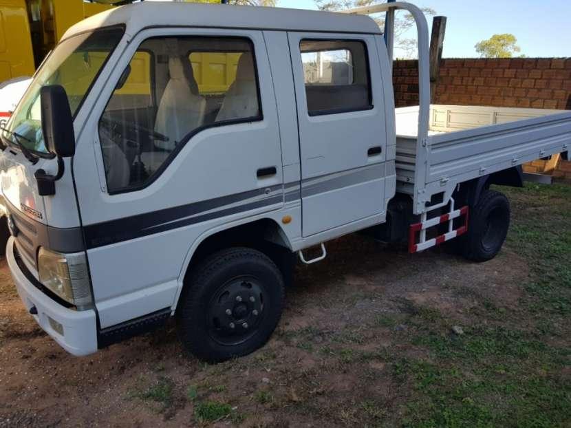 Camión Doble Cabina Kingstar - 0