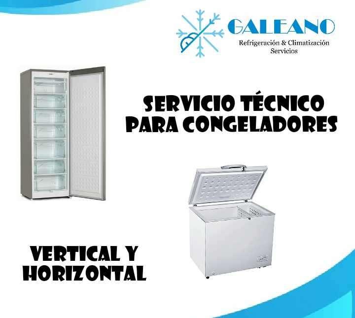 Servicio técnico para congeladores de todas las capacidades - 0