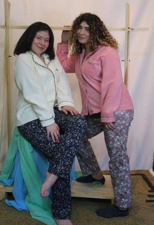 Pijamas para Damas y Caballeros - 3