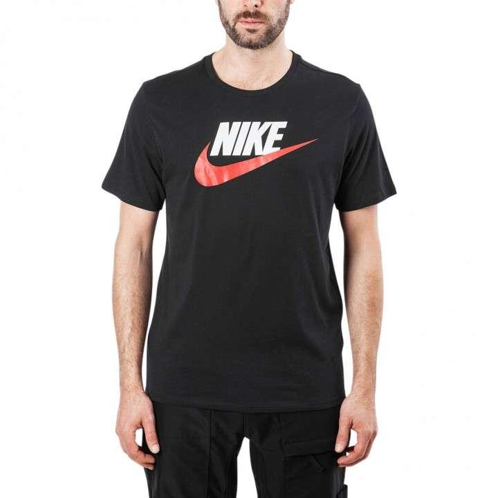 Remera Nike Negro - 2