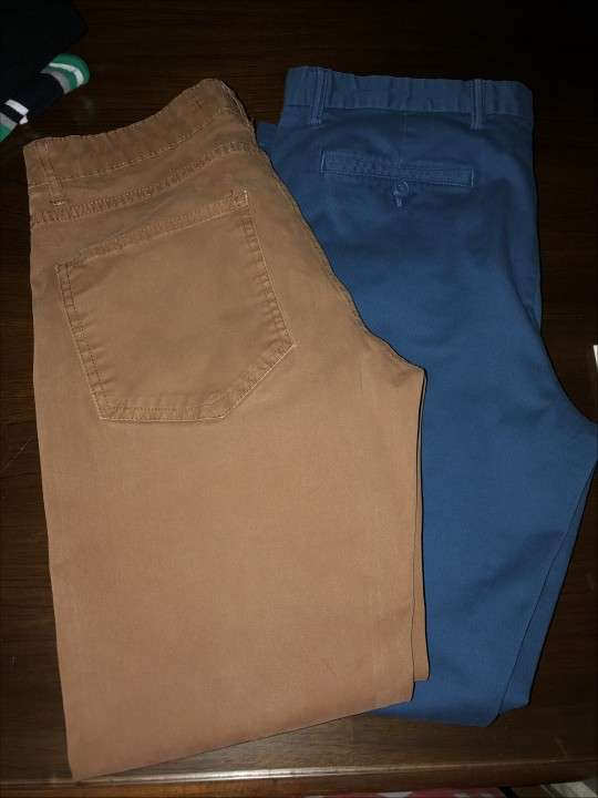 Pantalones p/ caballero - 2