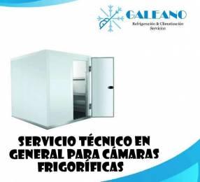 Técnico de cámaras frigoríficas