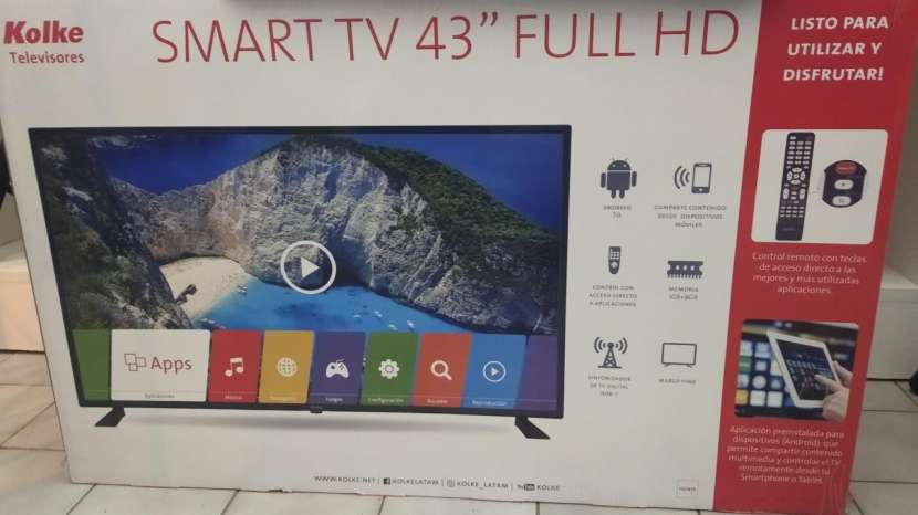 Smart tv kolke 43