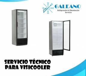 Servicio técnico para visicooler