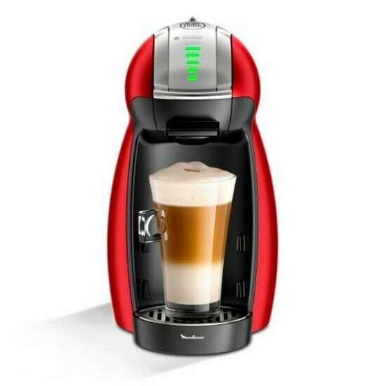 Cafetera Moulinex Dolce Gusto Genio - 0
