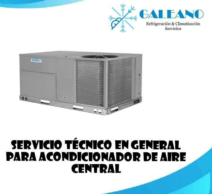 Técnico de aires centrales - 0