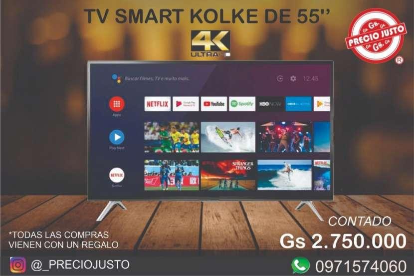 Smart tv kolke 55