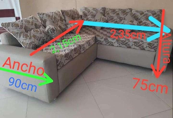 Sofa esquinero condesa (3286) - 1