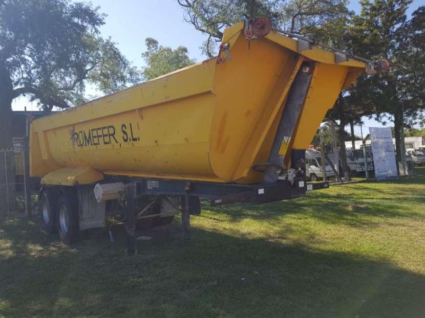 Cachamba 22 toneladas - 2