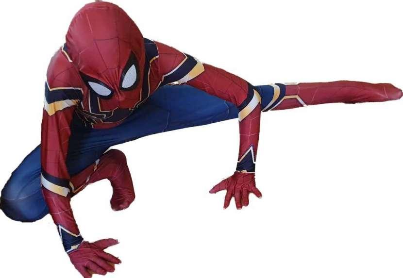 Traje de Spiderman Unisex - 1