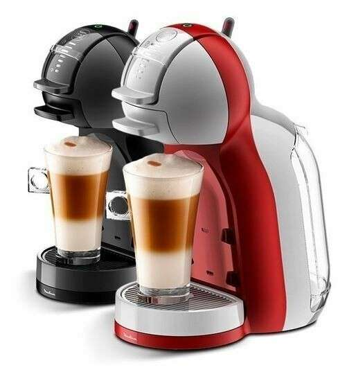 Cafetera Moulinex Dolce Gusto Mini Me - 0