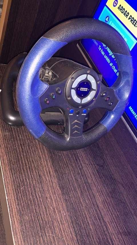 Volante HORI Racing para PS4 - 0